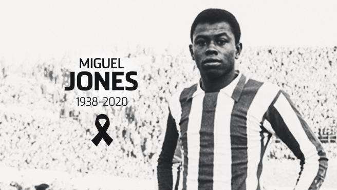 Jones, jugador mítico del Atlético de los 60