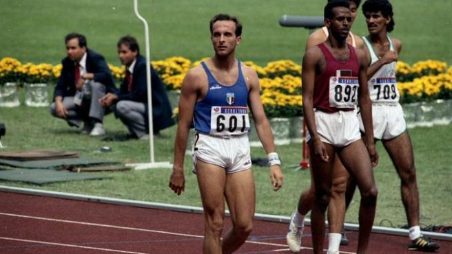 El deporte italiano llora la muerte de Sabia.