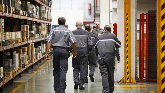 Unos 4.200 Expedientes de Regulación Temporal de Empleo (ERTE) se han presentado em la provincia de Zaragoza