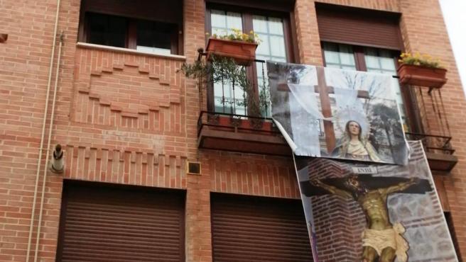 Paneles de la Cofradía de Pasión del Señor de Guadalajara