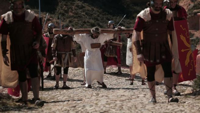 Representación del Drama de la Cruz de Alcorisa