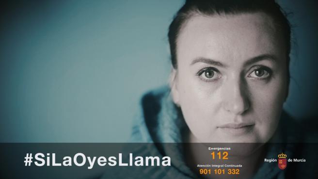 Campaña contra la violencia de género 'Si la oyes, llama'