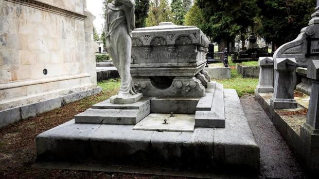 Cementerio de Derio