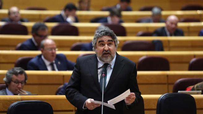 El ministro del Cultura y Deportes, José Manuel Rodríguez Uribes.