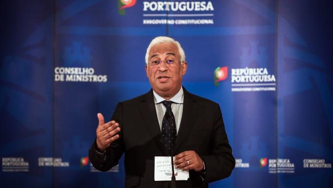 El presidente de Portugal, António Costa, en una imagen de archivo.