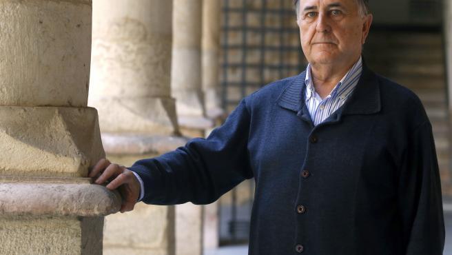 Antonio Trobajo, el deán de la Catedral de León,