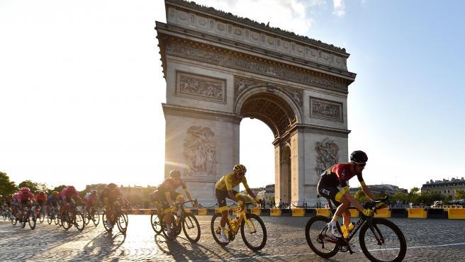 Cycling Tour de France - Stage 21