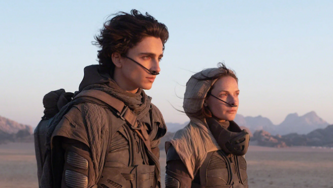 Tormenta del desierto: avalancha de nuevas fotos de 'Dune'