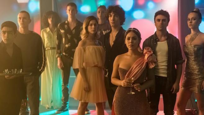 'Élite': Quiénes se van y quiénes se quedan para la cuarta temporada