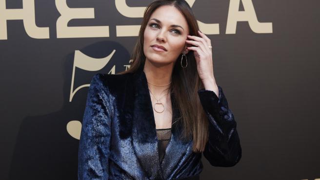 La modelo Helen Lindes.