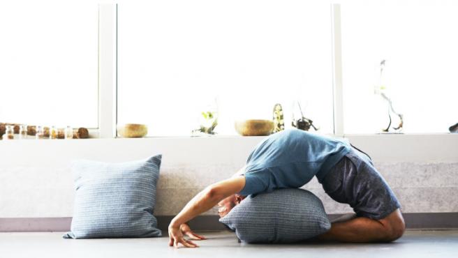 Hay muchos ejercicios que podemos realizar en casa.