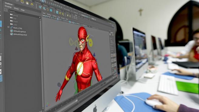 La UCV pondrá en marcha el próximo curso un máster en animación 3D