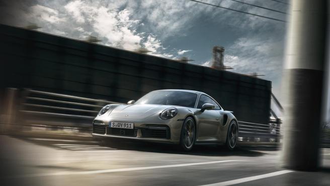 Porsche 911 Turbo S.