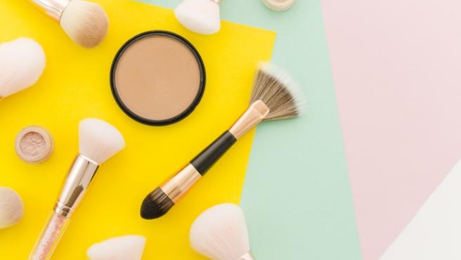 La calidad de las brochas afecta al resultado final del maquillaje.