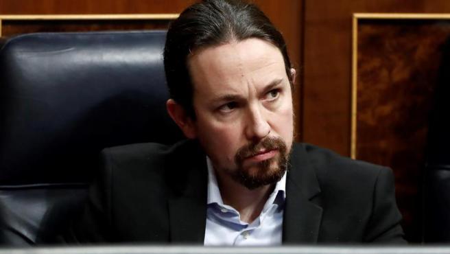 Coronavirus.- La oposición centra en Pablo Iglesias la próxima sesión de control