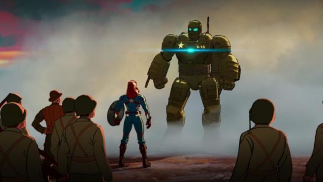 Marvel tiene una serie destinada a Disney+ que sigue en producción