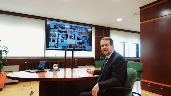 Abel Caballero, presidente de la FEMP.