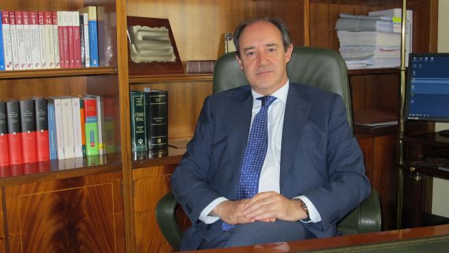 Celso Rodríguez, presidente del TSJM