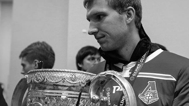 Innokenti Samojvalov, el joven jugador fallecido.