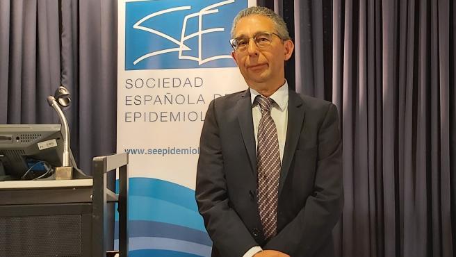 Imagen de Pere Godoy, presidente de la Sociedad Española de Epidemiología.