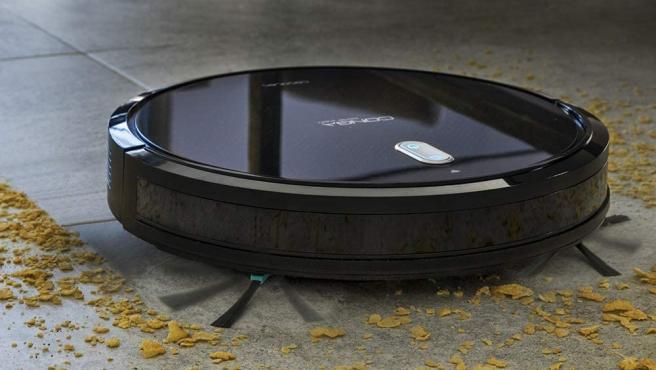 Este modelo de Cecotec es capaz de aspirar todas las superficies con eficiencia.