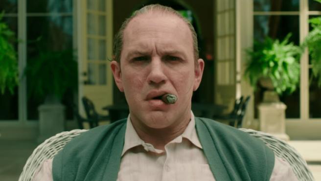 Rian Johnson recomienda con gran entusiasmo el 'Capone' de Tom Hardy