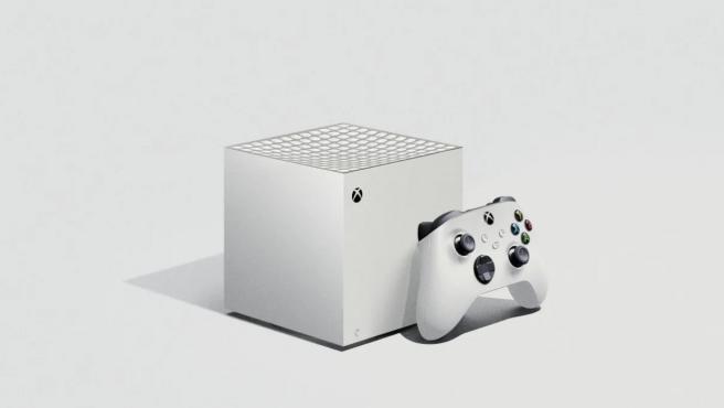 Este render muestra cómo podría ser la Xbox Series S o Lockhart.
