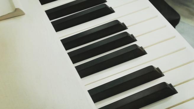 Imagen de archivo de las teclas de un piano.EUROPA PRESS - Archivo