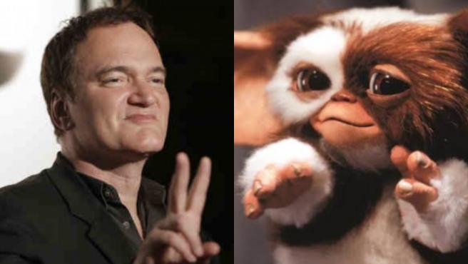El día que Tarantino visitó el set de 'Gremlins'