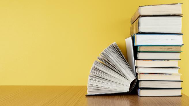 Hoy, 23 de abril, se celebra el Día del Libro.