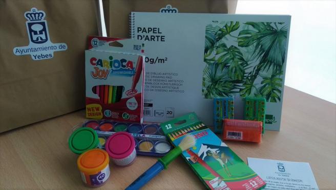Kit 'Los colores de tu sonrisa'