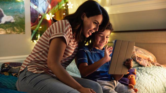 Messenger Kids es una aplicación de video chat y mensajería diseñada para los niños.