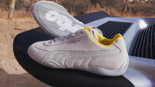 Las zapatillas de la línea Porsche Legacy, de Puma.