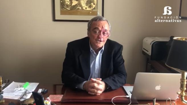 Mariano Barbacid, jefe de Oncología del CNIO y patrono de la Fundación Alternativas.