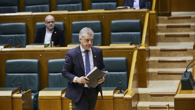 Urkullu baraja convocar elecciones autonómicas en julio