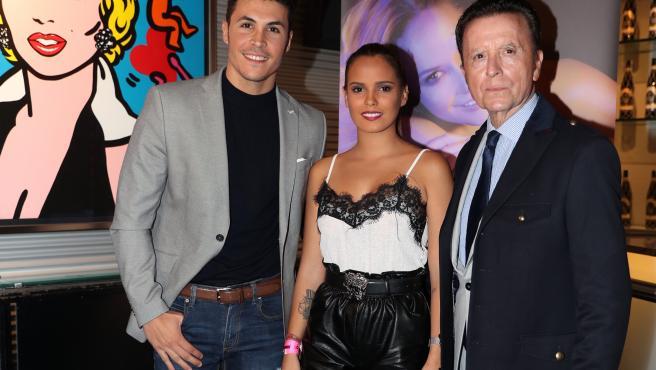 Imagen de archivo de Kiko Jiménez, Gloria Camila y Ortega Cano.