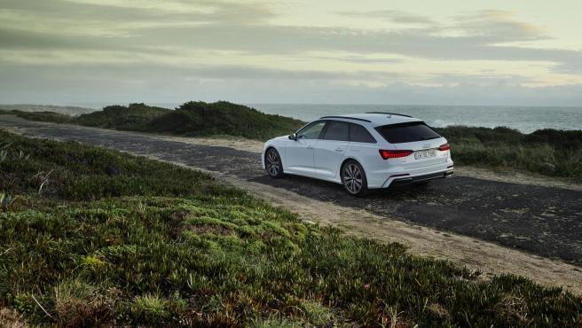 Audi A6 TFSIe.
