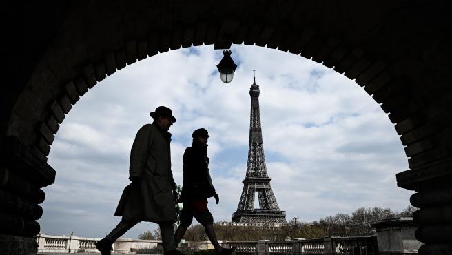 Coronavirus outbreak in Paris