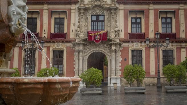 El Palacio Arzobispal de Sevilla