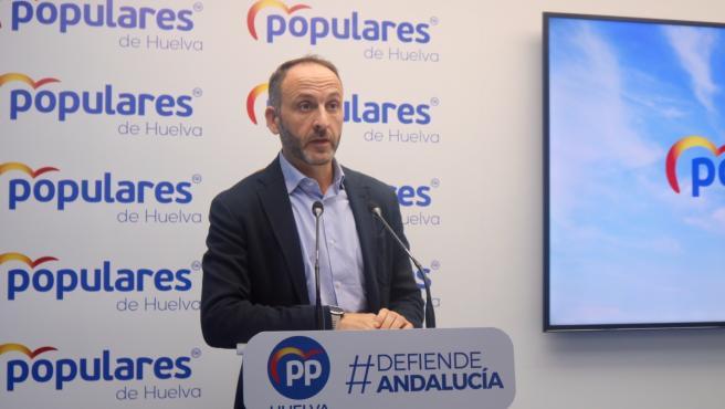 Huelva.- PP reclamará a Diputación que 'lidere' la reivindicación al Gobierno para que ejecute del trasvase del Condado