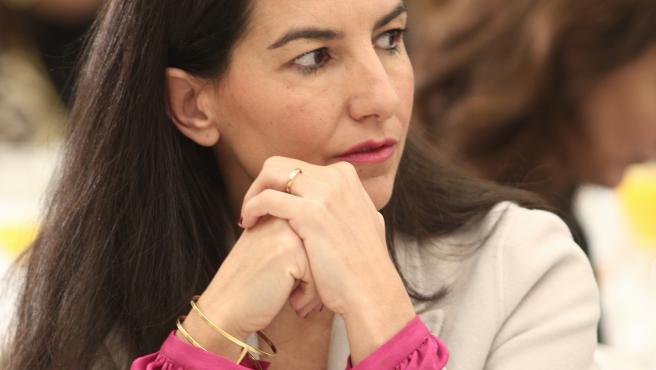 Imagen de recurso de la presidenta de Vox Madrid y portavoz de la formación en la Asamblea, Rocio Monasterio.