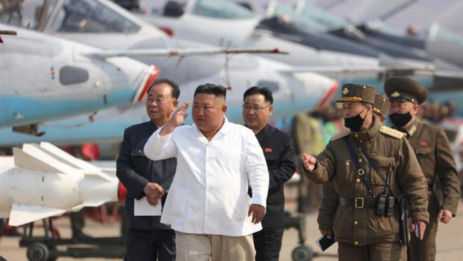 Kim Jong-un, en una foto de archivo.