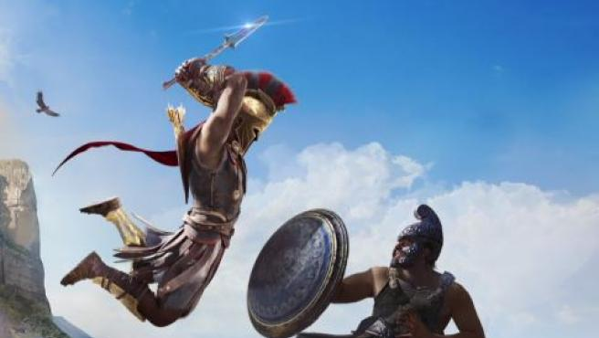 Assassin's Creed Odyssey Ultimate Edition.