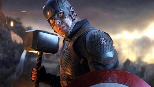 Vídeos: Así fue el último día de Chris Evans como Capitán América