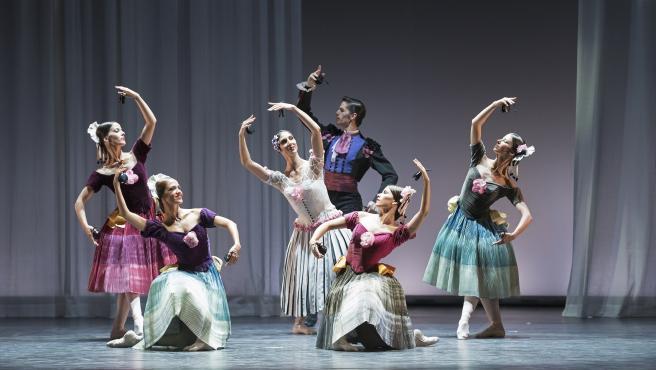 Foto de archivo del Ballet Nacional de España