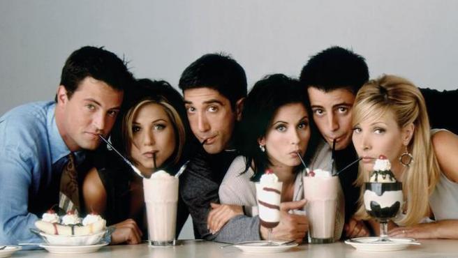 Ross era el más chupacámaras de 'Friends'