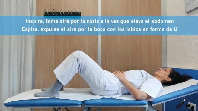La unidad de Rehabilitación incorpora la fisioterapia en pacientes con coronavirus para favorecer la recuperación post UCI