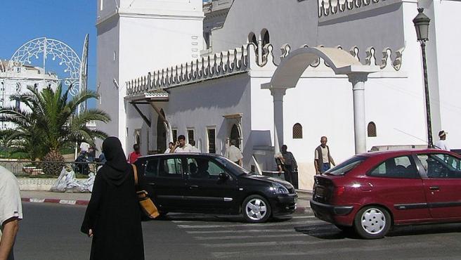 Una calle de Argel (Argelia), en una imagen de archivo.