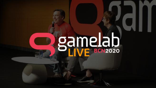 Gamelab Barcelona 2020 Live.