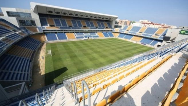 Estadio Carranza del Cádiz C.F.